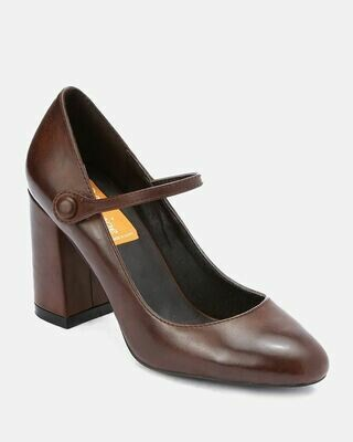 3198 Shoes - Brown