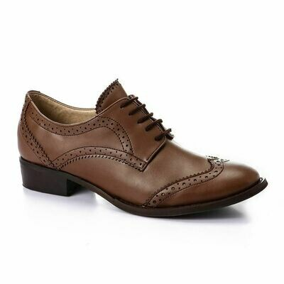 3331 Shoes - Brown