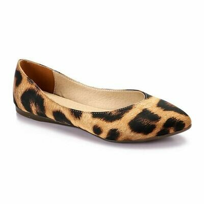 3357 Ballet Flat Shoes - Taygir