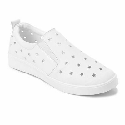 3340 Casual Sneakers - White