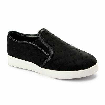 3356 Casual Sneakers - Black