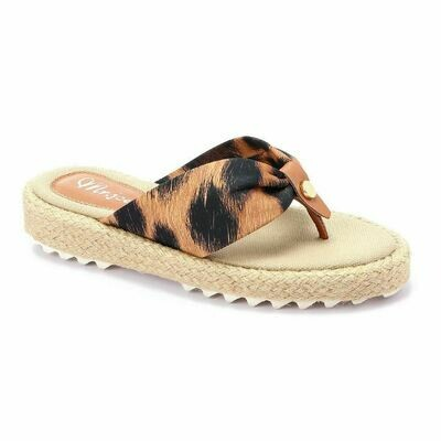 3371 Medical Slipper - Tiger