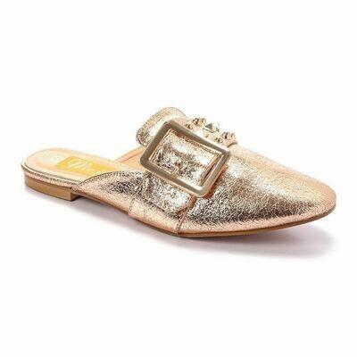 3232 Slipper - Gold