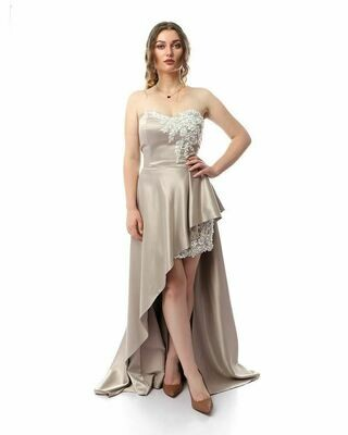 8434 Soiree Dress - Cafa
