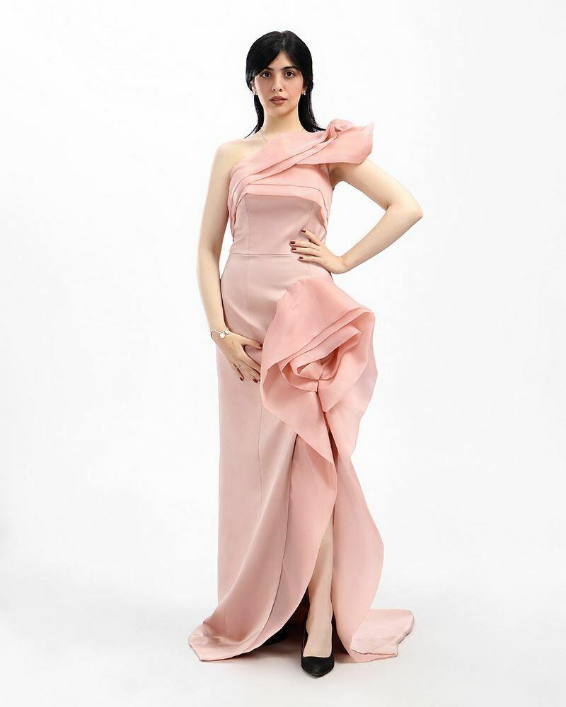8377 Soiree Dress - Simon