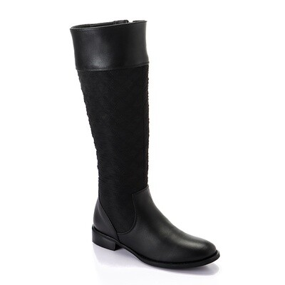 3317 Leather Ankle Boot - Blake