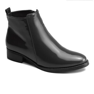 3310 - Half Boot -  Black Verne