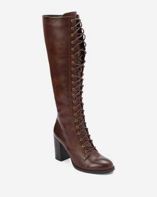 3177 -  High Boot - Brown