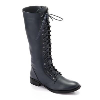 3316 -  High Boot - Navy