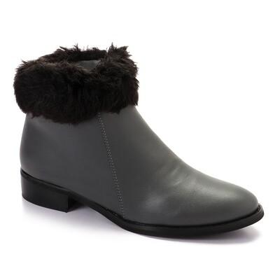 3312-half Boot- Gray