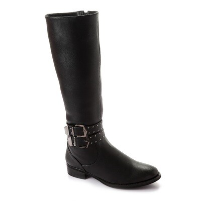 3311 Boot - Black