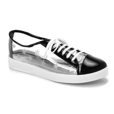 3300  Casual Sneakers - Black
