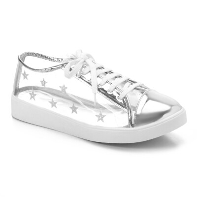 3300 Casual Sneakers - Silver