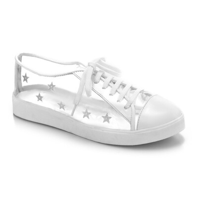 3300  Casual Sneakers - White
