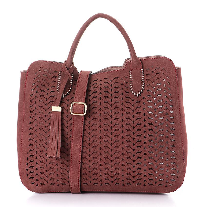 4798 Bag Burgundy
