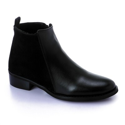 3410 Half Boot Black