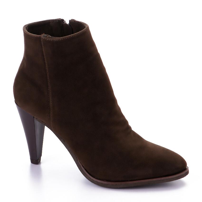 3416 Half Boot - Brown su