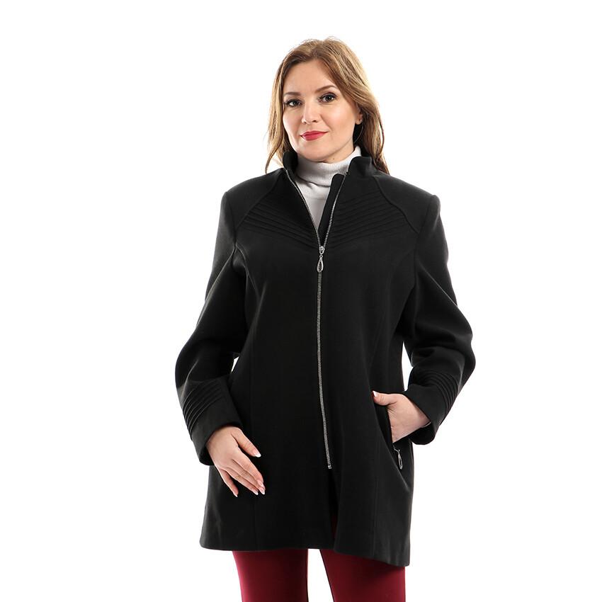 8202 Coat - Black