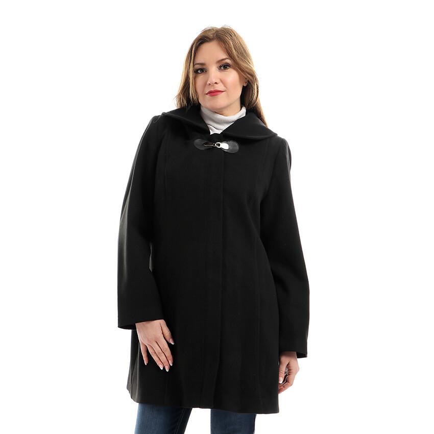 8205 Coat - Black