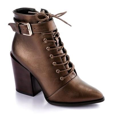 3287 Half Boot -Oksode