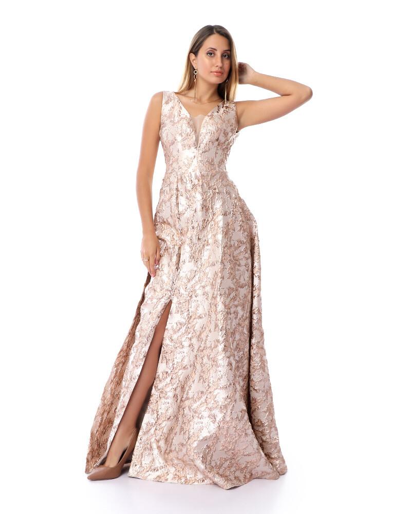 8486 Soiree Dress - Chanpange