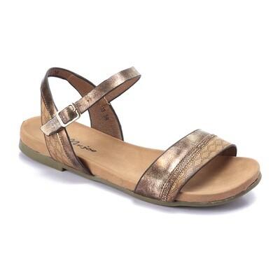 3099 Sandal - Gold