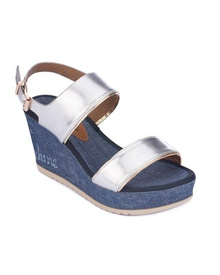 3104 Sandal - Silver