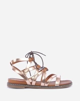 3105 Sandal - Gold