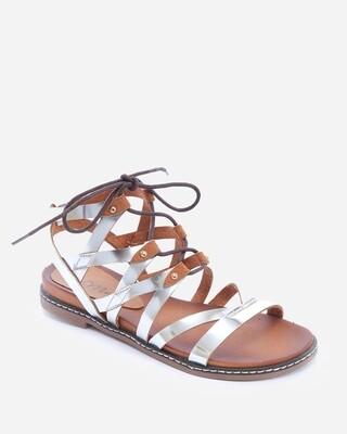 3105 Sandal - Silver