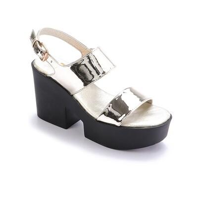 3106 Sandal - Gold