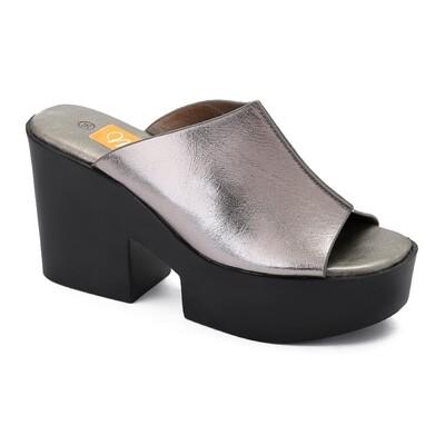 3108 Slipper - Silver