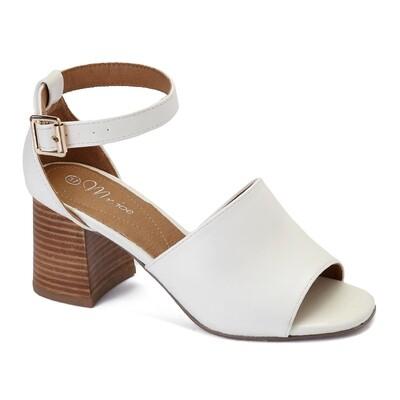 3109 Sandal - White