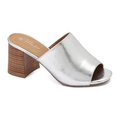 3110 Slipper -Silver
