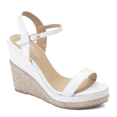 3112 Sandal - White
