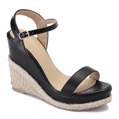 3112 Sandal - Black