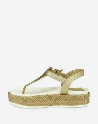 3113 Sandal - Gold