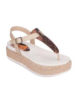3113 Sandal - Bronze