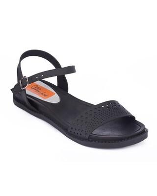 3117 Sandal - Black