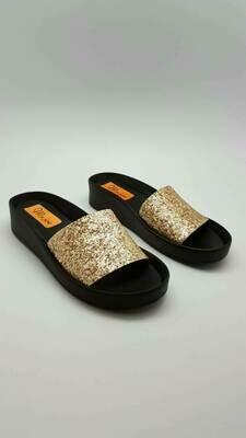3125 Slipper - gold