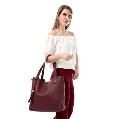 4824 Bag Burgundy