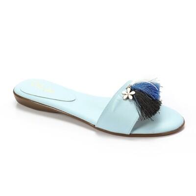 3260 Slipper -  Blue