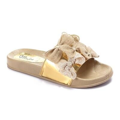 3277 Slipper - gold