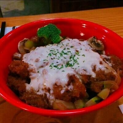 Chicken Katsu Don 치킨