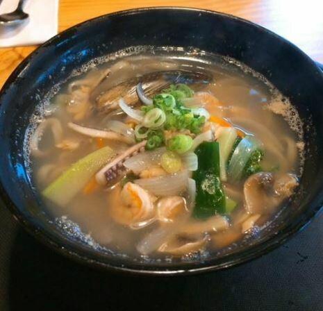Seafood Kalgook Soo 해물칼국수