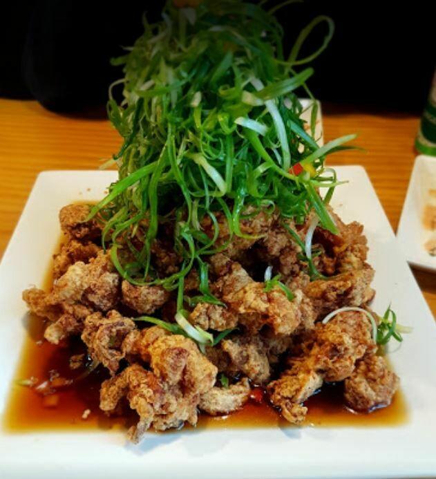 Padak (Chicken) 파닭