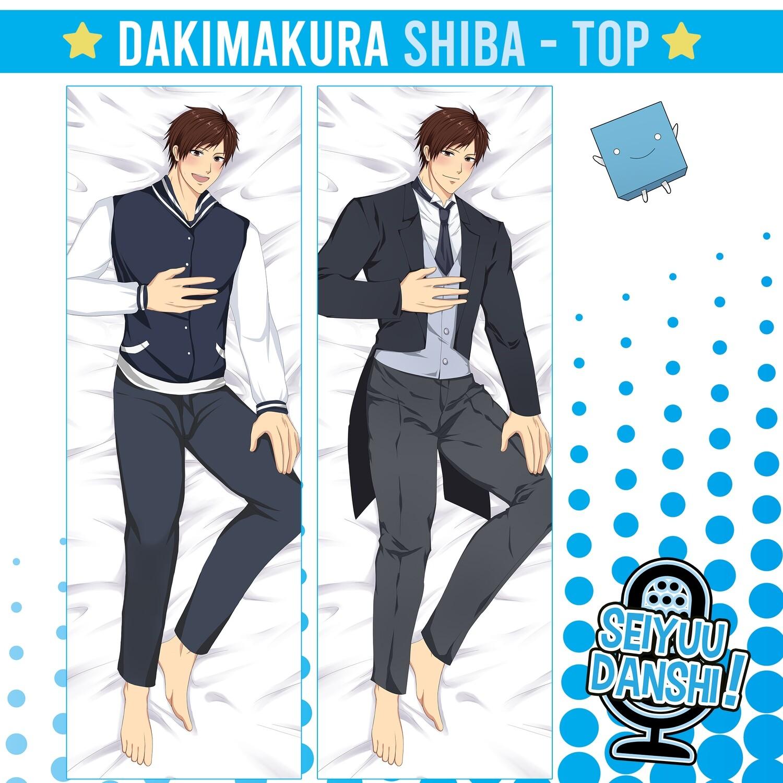 Dakimakura Shiba - Top