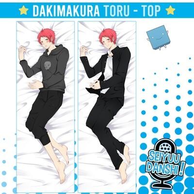 Dakimakura Toru - Top