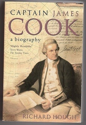 Captain James Cook: A Biography by Richard Hough