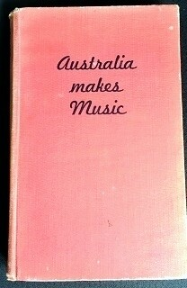 Australia Makes Music by Isabelle Mores