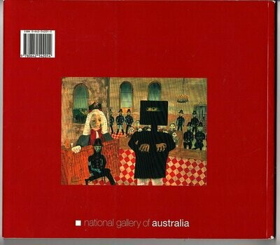 Sidney Nolan's Ned Kelly: The Ned Kelly Paintings in the National Gallery of Australia by Sidney Nolan, Murray Bail and Andrew Sayers